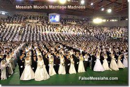 Mουνοπλημμύρα την οποια ο Αιδεσιμότατος Μούν προίσταται γάμου Μουνάκηδων. (από Vrastaman, 25/07/08)