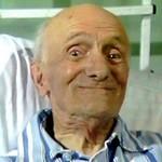 Jackie Wright (1905 - 1989). O  γεράκος που έτρωγε συνέχεια καρπαζιές στην φαλάκρα από τον Benny... (από Vrastaman, 26/10/08)