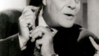 """Ο Κωνσταντάρας στο έργο σπαγγοραμμένος.Ενώ ήταν σε καλό δρόμο για να γίνει Σπαγγάι, """"λοξοδρόμησε"""" κι """"απέτυχε""""    (από GATZMAN, 28/10/08)"""