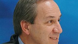 Αν δε με καθαιρέσει ο πρωθυπουργός στον προσεχή ανασχηματισμό,φιλοδοξώ να γίνω ο Σπαγκάϊ Λάμα της οικονομίας (από GATZMAN, 28/10/08)