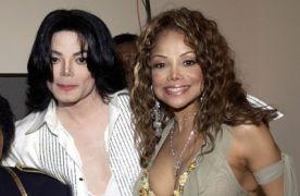 Oι αδελφές Michael και LaMoya Jackson (από Vrastaman, 26/11/08)