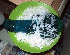 Πούτσες μπλε - ζελέ με ινδοκάρυδο τριμμένο (από poniroskylo, 30/11/08)