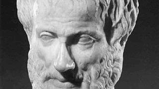 """""""Δι\' ελέου και φόβου περαίνων την της τοιαύτης γκόμενας πήδηξιν"""", που θά \'λεγε κι ο σοφός Αριστοτέλης! (από Hank, 19/01/09)"""