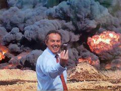 Tony Blair, ο απεσταλμένος του Κουαρτέτου για την λύση του Παλαιστινιακού. (από Hank, 07/01/09)