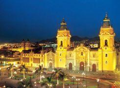Λίμα. (Η πρωτεύουσα του Περού, ντε!). (από Hank, 19/01/09)