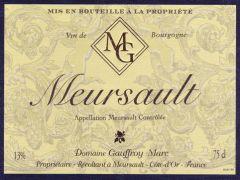 Πρβλ τα κρασιά Μερσώ (Meursault). (από Hank, 22/01/09)