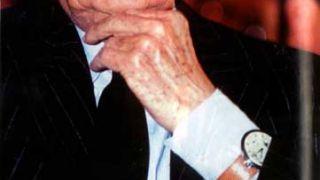 Όλα τα λεφτά είναι το ρολόι του Ανιέλι πάνω απ\' το πουκάμισο! (από Lafkadio, 27/01/09)