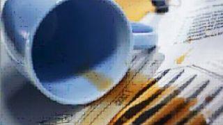 Καφαρχίδης:Ωχ χύθηκε το φάρμακο!Tο πρόβλημα είναι πως το μηχάνημα του καφε χάλασε προ 5 λεπτών. (από GATZMAN, 13/02/09)
