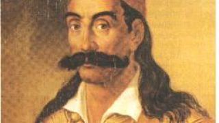 Ο αδικοχαμένος Γεώργιος Καραϊσκάκης, τουπίκλην Καραουϊσκάκης. (από Hank, 26/02/09)