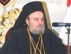 Ειρηναίος, πρώην πατριάρχης Ιεροσολύμων. (βλ. παράδειγμα 1) (από GATZMAN, 22/02/09)