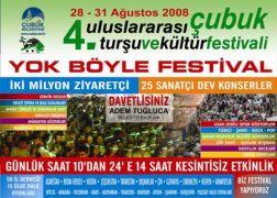 Φεστιβάλ cubuk στο ομώνυμο προάστιο της Άγκυρας (από Vrastaman, 03/02/09)
