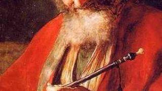 Ο Ανατολίτης και το τσιμπούκι του, αριστούργημα του Ν. Γύζη. (από Hank, 03/02/09)