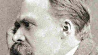 "Friedrich Nietzsche: Οι κακές γλώσσες λένε ότι η ""τρέλα"" του και το ""τρελό"" βλέμμα στα τελευταία χρόνια της ζωής του οφείλονται σε επίσκεψη σε συφιλιάρα. (από Hank, 03/02/09)"
