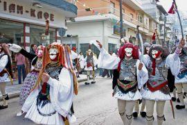 Μπουλούκι στο καρναβάλι της Νάουσας (από poniroskylo, 03/03/09)