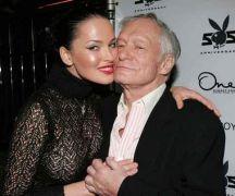 Dasha Astafieva & Hugh Hefner (από Hank, 20/03/09)