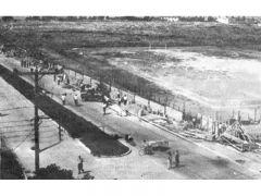 Το γηπεδο του Απολλωνα οταν φτιαχνοταν - ποοοοολλη λασπη ρε παιδακι μου... (από acg, 26/03/09)