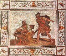Η ορίτζιναλ σκηνή με τον Ρωμαίο στρατιώτη. (από Hank, 12/03/09)