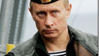 Πούτιν μούτσος, σχήμα οξύμωρο! (από Hank, 05/03/09)