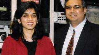 Υπάρχουν και καλύτερα: ο \'Νεοϋορκέζος\' καναλάρχης Muzzammil Hassan με την μετέπειτα αποκεφαλισθείσα σύζυγό του. (από Vrastaman, 01/04/09)