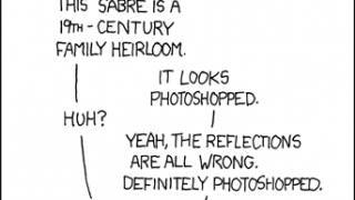 XKCD: Η ζωή... αντιγράφει το photoshop (από patsis, 08/04/09)
