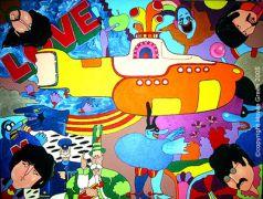 ρετρό καρτουνιές με τους Μπητλς (από Vrastaman, 03/04/09)