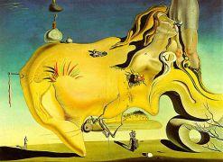 Salvador Dali: Το όνειρο του Αυνάν. (από Hank, 27/04/09)