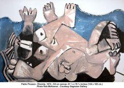 Στους πίνακες του Πικάσο μονίμως μπλέκουνε τα μπούτια τους... (από Hank, 23/05/09)