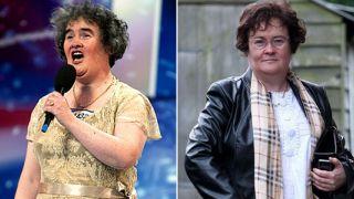Αλλάζοντας τα φώτα στην Susan Boyle, το ασχημόπαπο με την αγγελική φωνή, το αντίστροφο της έκφρασης από φωνή μουνί... (από patsis, 08/05/09)