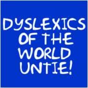 Δυσλεκτικοί υπήρξαν και οι Einstein, da Vinci, Churchill και J.F. Kennedy (από Vrastaman, 03/05/09)