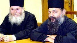 Εφραίμ και ο πρώην Κνίτης Αρσένιος (από Vrastaman, 02/06/09)