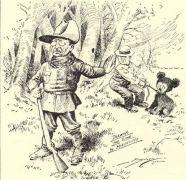 Η πρώτη εμφάνιση του teddy bear (1902) (από poniroskylo, 05/06/09)
