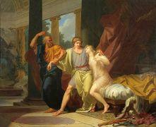 Ο Σωκράτης αποθαρρύνει τον Αλκιβιάδη από τον στρέιτ έρωτα (από Khan, 30/07/09)