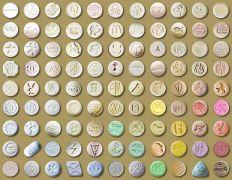 ecstasy pill collage (από johnblack, 20/07/09)