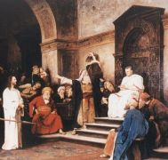 Δίκη τζίζα σε πίνακα του 1880 (από johnblack, 06/08/09)