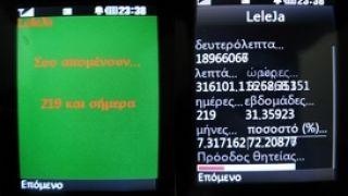 Οι έξι οθόνες της λελέτζας... (από Cunning Linguist, 12/08/09)