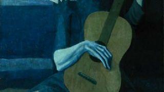 Πάμπλο Πικάσσο, Ο γέρος κιθαρίστας, 1903 (από patsis, 02/08/09)