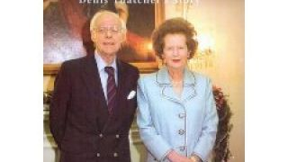 Ο αρκετά αδύνατος Sir Denis Thatcher. (από Khan, 30/08/09)