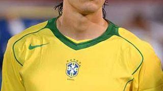 O Kaka με τη φανέλα της εθνικής Βραζιλίας (από allivegp, 18/09/09)