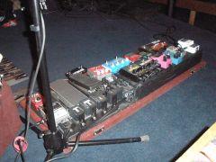 Ένα Pedal Board (από Desperado, 02/09/09)