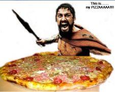 Η πίτσα είναι Ιωνική! (από BuBis, 04/09/09)