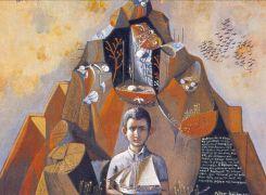 Ράλλης Κοψίδης, ζωγράφος και αγιογράφος που μαθήτευσε στον Κόντογλου. Ο Khan λογικά θα τον ξέρει... (από johnblack, 31/10/09)