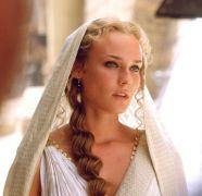 Η ωραία Ελένη (Diane Kruger). (από Khan, 04/10/09)