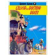 "L\'Elixir du Docteur Doxey - ελληνικός τίτλος, ""Το Ελιξήριο"" (από poniroskylo, 23/10/09)"