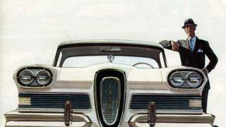 1958 Ford Edsel - θεωρείται η μητέρα όλων των λεμονιών (από Vrastaman, 12/11/09)