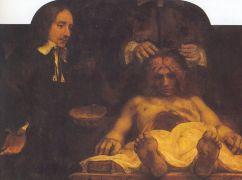 Rembrandt, Μάθημα Ανατομίας του Dr. Deijman (από johnblack, 03/11/09)