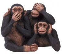 Η αντίδραση των πιθήκων με το που άκουσαν την απάντηση της Αντζελας στο προηγ. μήδι (από GATZMAN, 07/11/09)