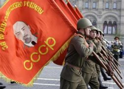 """""""Επισκεφτείτε την Σοβιετική Ένωση πριν σάς επισκεφτεί εκείνη"""" λέγαμε κάποτε... (από Vrastaman, 17/12/09)"""