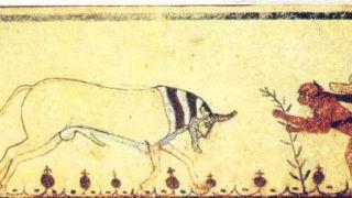 Ετρούσκες σε αυταρχικό με συμμετοχή ταύρου  (από Khan, 07/01/10)