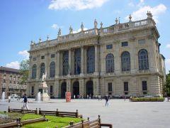 Torino, Palazzo Madama. (από johnblack, 19/01/10)