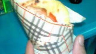 Οταν καιγεται η πίτα λεγε με Μπούρμπερυ. (από perkins, 26/05/10)